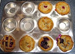 mini pies thinking of these for thanksgiving or maybe our