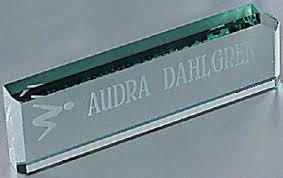Name Plate Desk Desk Wedge Name Plates