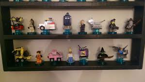 display shelf for lego dimensions figures mikalahslife