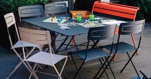 table de jardin fermob soldes banc monceau banc design mobilier de jardin