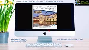 home designer 2018 chief architect home design youtube
