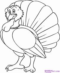 color turkey coloring