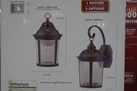 Costco Led Light Fixture Costco Sale Altair Lighting Outdoor Led Lantern 29 99 Frugal