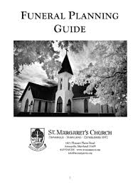 funeral planning guide funeral planning guide fill out online printable