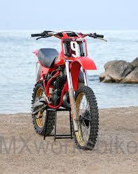 ama motocross numbers 1981 honda rc250m