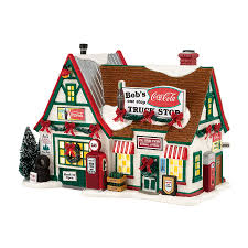 department 56 coca cola