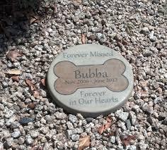 memorial stepping stones dog memorial stones dog funeral headstones grave markers