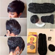 short bump weave hairstyles new arrived hot selling short hair weaveing bump hair 28pieces
