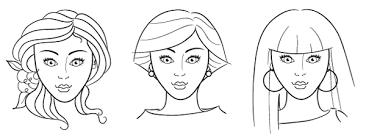 printable makeup face charts mugeek vidalondon