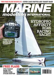 Radio Control Model Boat Magazine Marine Modelling International January 2016 By Traplet