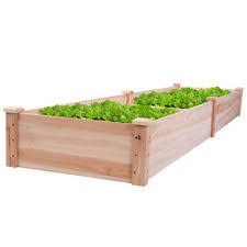 unbranded wooden garden planters boxes ebay