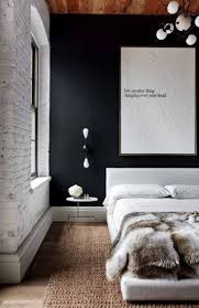Wall Interior Design by Best 25 Industrial Bedroom Design Ideas On Pinterest Industrial