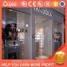 custom modern fashion jewellery shop interior design ideas from
