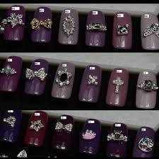 25 best ideas about gem nails on pinterest rhinestone nails gems