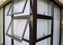 Aluminium Window Awnings Multi Color Aluminium Awning Windows Series 50 Fixed Aluminium Top