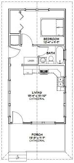16 x 32 cabin floor plans home pattern tiny house plan small home plans with loft unique how to design a