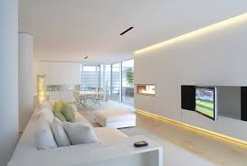 white home interior modern white interior design