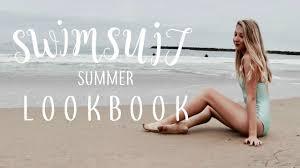 Beach Style by Swimsuit Summer Lookbook Beach Style Youtube