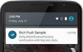 push notifications android add push notifications to android app with firebase android how