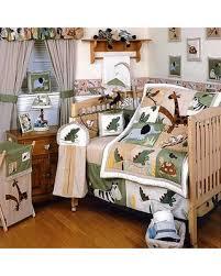Crib Bed Set Shopping Special Kidsline Zanzibar 5 Crib Bedding Set