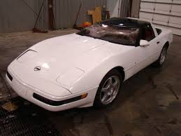 corvette salvage parts for sale rv parts 1991 zr1 corvette for sale used wrecked preowned and