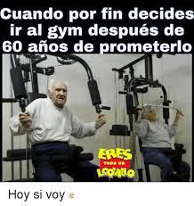 Memes De Gym En Espa Ol - memes del gym en español zenfitt org