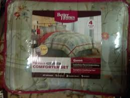Better Homes Comforter Set Better Homes And Gardens Comforter Set Collection 4 Pc Set Posies