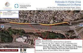 Traffic Map San Francisco by I 80 San Pablo Dam Rd Interchange Reconstruction Pw 483 San