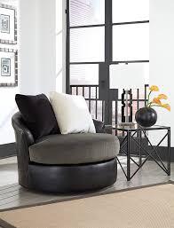 amazon com signature design by ashley 2020044 swivel accent chair