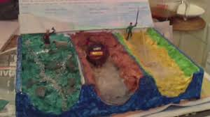 geography year 6 project river model youtube