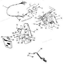 polaris sportsman 90 wiring diagram polaris free wiring diagrams