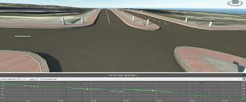 superelevate a straight road autocad civil 3d autodesk