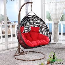 Interior Swing Chair Lady Rattan Furniture Rattan Chair Lifts Cradle Swing Hammock
