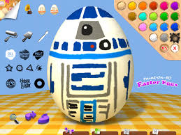 best decorated easter eggs paint on 3d easter eggs best apps for kids