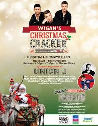 wigan christmas light switch on 2017 in wigan
