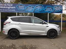 used ford kuga st line x tdci 2017 for sale in wokingham