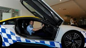 cars bmw i8 bmw i8 police car would be suitable for demolition man sequel