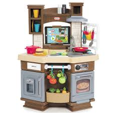 Pretend Kitchen Furniture by Cook And Learn Smart Kitchen Little Tikes