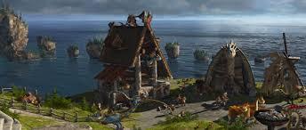 viking village u2013 train dragon dragons