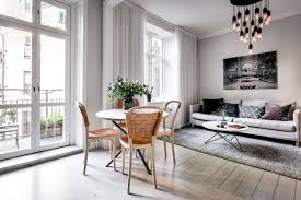 small apartment with well planned layout and luxurious
