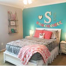Girls Bedroom Accent Wall Best 25 Gray Girls Bedrooms Ideas On Pinterest Aqua Girls