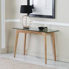 wood table modern console and hall tables modern furniture trendy products