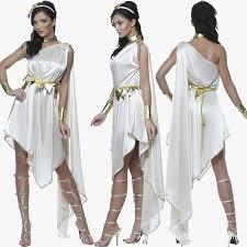 Goddess Halloween Costume Kids Ancient Greek Goddess Cosplay Costume 2016 Greek Style