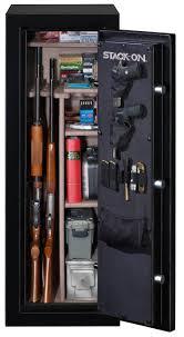 stack on 18 gun convertible gun cabinet armorguard 18 gun safe