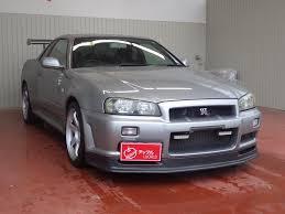 nissan skyline japan nissan skyline gt r v spec 4wd japanese used vehicles exporter