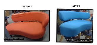 VonHutten Upholstery  Portland Oregon  Factory Certified - Custom furniture portland