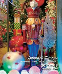 Oversized Christmas Decorations Wholesale by Autographfoliages