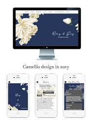 The Best Wedding Websites Luxury Wedding Websites By Riley U0026 Grey Ruffled