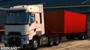 renault trucks 2014 renault t mod for american truck simulator ats
