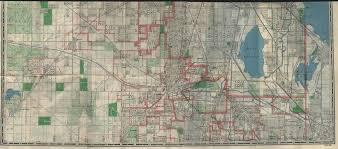 Crestwood Map Maps Forgotten Chicago History Architecture And Infrastructure